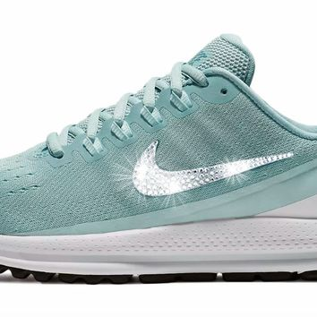 Nike Air Zoom Vomero 13 + Crystals - Ocean Bliss