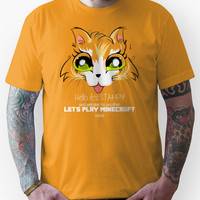 Greetings from Mister Stampy Cat Unisex T-Shirt