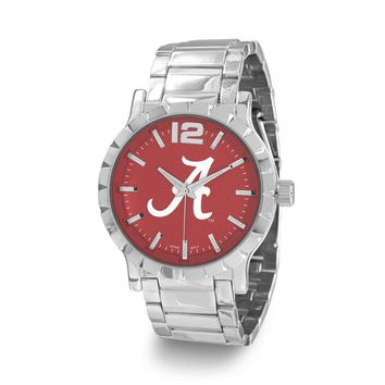 University of Alabama Officially Licensed Men's Watch
