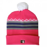 Pink Laxgirl Knit Hat | Lacrosse Unlimited