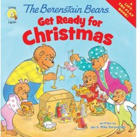 The Berenstain Bears Get Ready for Christmas - Walmart.com