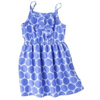 Cherokee® Infant Toddler Girls' Sleeveless Empire Dress