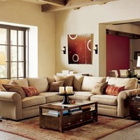 Pearce 2-Piece L-Shape Sectional