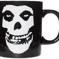 SOURPUSS MISFITS CRIMSON GHOST MUG