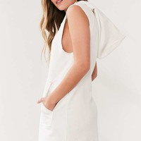 BDG Heather Muscle Hoodie Dress | Urban Outfitters