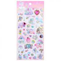 Buy Q-Lia Kira Kira Lumiere Seal Stickers - Crystal Cloud at ARTBOX