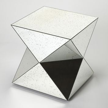 Prism Mirrored Bunching Table