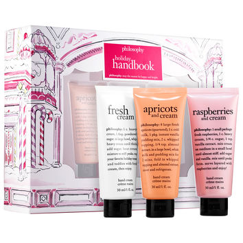 Sephora: philosophy : Holiday Handbook : bath-gift-sets