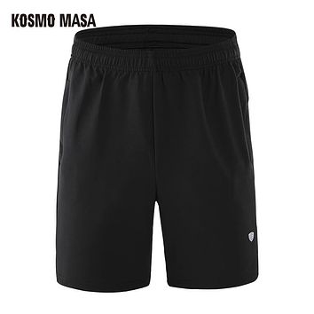 Summer Strand Breathable Shorts Mens Harem Sweat Cargo Cotton Bodybuilding Compression Casual Short