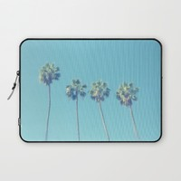 Blue Paradise Laptop Sleeve by RichCaspian