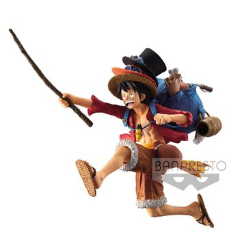 Monkey D Luffy - Banpresto Statue - One Piece (Pre-order)