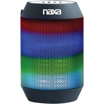 NAXA NAS-3075 VIBE MINI Bluetooth(R) Speaker
