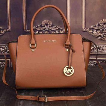 2018 Original MK Women Shopping Bag Leather Satchel Crossbody Handbag Shoulder Bag
