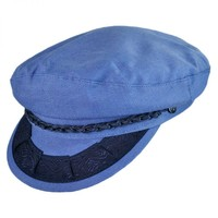 Aegean Cotton Greek Fisherman's Cap Greek Fisherman Caps