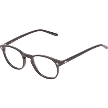 Lesca Circle Frame Glasses