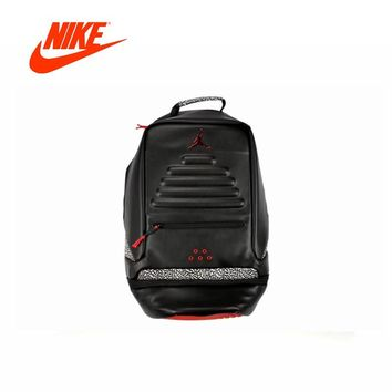 Original Authentic Nike AIR JORDAN 3 BackPack AJ3 School Sport Outdoor Sports Bags Travel Jogging Designer 9A0018-KR5