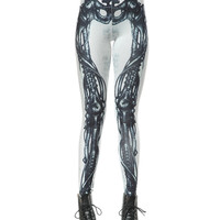 Do Androids Dream of Graphic Leggings?