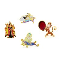 Aladdin Limited Edition Pin Box Set | Disney Store