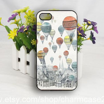 Up balloon iPhone 4s case,phone case,samsung galaxy s3/s4/s5 case,iphone 4/4s case,iphone 5/5s case,iphone 5c cover,Personalized