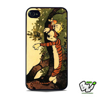 Calvin And Hobbes iPhone 5 Case   iPhone 5S Case