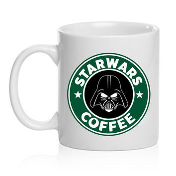 Star wars Starbucks mug cup Tea coffee Birthday Christmas Gift Present mug