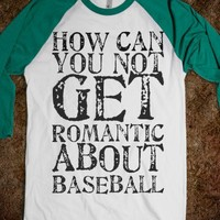How Can You Noy Get Romantic About Baseball