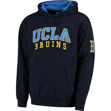UCLA Bruins Colosseum Double Arch Pullover Hoodie - Navy