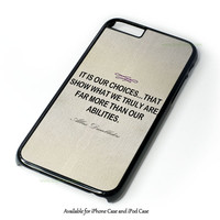 Harry Potter Design for iPhone and iPod Touch Case