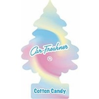 Little Trees U3S-32082 Air Freshner (Cotton Candy Pk3)