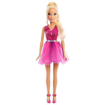 Barbie 28 inch Best Fashion Friends Outfit - Pink Cocktail Dress and Shoes