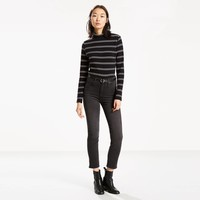 Mile High Slim Cropped Jeans