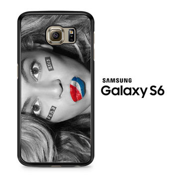 Beyonce Grayscale Samsung Galaxy S6 Case