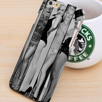 Marilyn Monroe Strips Iphone 6 Plus 6S Plus Case Cover 3D