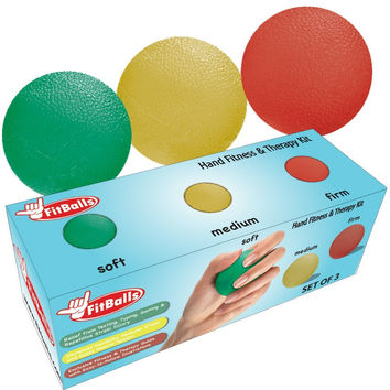 FitBalls: Hand Strengthener & Repetitive Strain Prevention