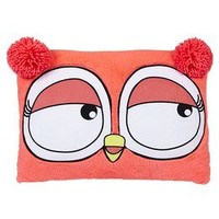 Cozy Fleece Owl Pillow | Girls Room Girl Stuff | Shop Justice