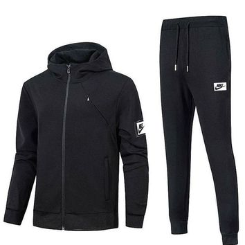 ONETOW Nike Men fashion sports suit