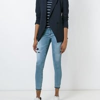 Ag Jeans Distressed Skinny Jeans - Wellens Women - Farfetch.com