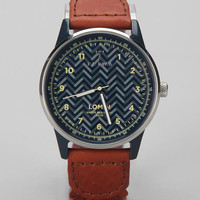 TRIWA Chevron Lomin Limited Edition Watch