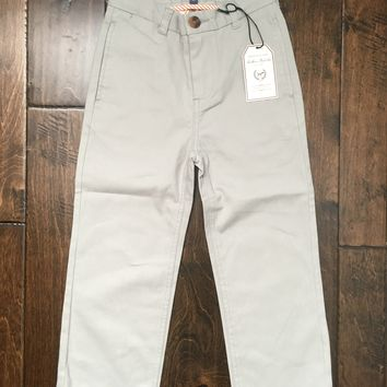 Southern Point Co - Ashton Pants - Gray