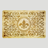 Tuscan Mandalay Cushion Floor Mat | World Market