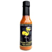 Yellow Flamingo Hot Sauce