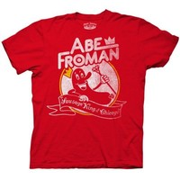 Ripple Junction Ferris Buellers Day Off Abe Froman Adult T-shirt