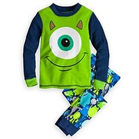 Mike Wazowski PJ Pal for Boys - Monsters University | Disney Store