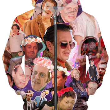 Steve Buscemi Galaxy Collage