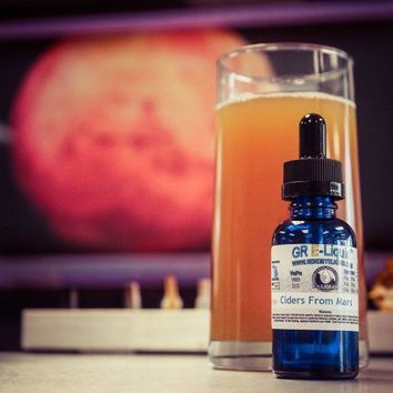 """Apple Cider"" Premium E-Liquid"