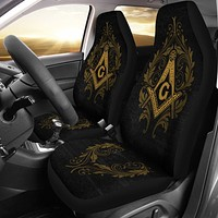 Freemason Car Seat Covers