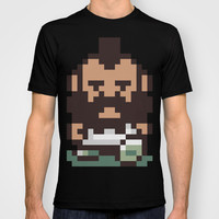 Mr. T ... Is that you? Earthbound / Mother 2 T-shirt by Shea Kennedy   Society6