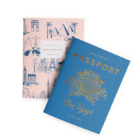 Passport Pocket Notebooks by RIFLE PAPER Co. | Made in USA
