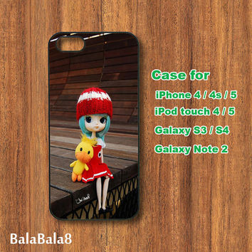 Little Girl-iPhone 5 case,iphone 4 case,Blackberry Q10,Z10 case, iPod 5 case,ipod 4 case,Samsung galaxy S3, samsung S4 case, Galaxy note 2