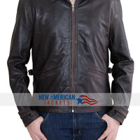 Daniel Craig Skyfall James Bond Leather Jacket
